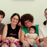 Foto de grup: Gil, Síl, Eli, Ona, Jordi