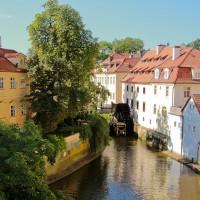 El molí de Praga