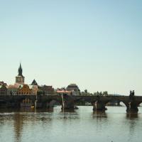 Praga, pont de Carles