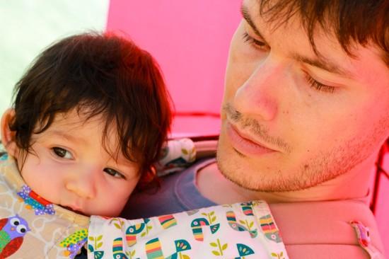 L'Ona i el papa al mar