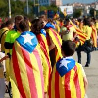 Via Catalana a Molins