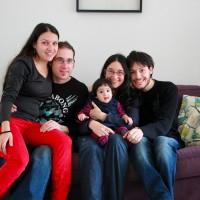Mònica, Gerard, Ona, Sílvia, Gil