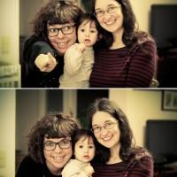 Thelma, Louise i Luisita!