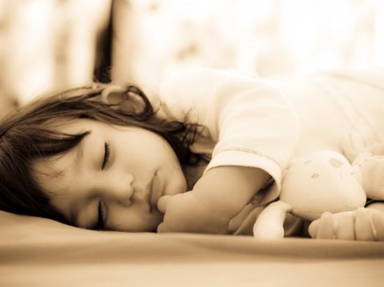 L'Ona dorm... de vegades sense el pit a la boca i tot!:-P