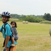 Ruta en bici cap al Blankensee