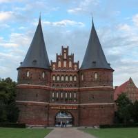 Holstentor de Lübeck, la foto de rigor