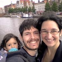 A Lübeck: Ona, Gil i Sílvia