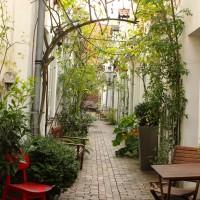 Jardins interiors de Lübeck